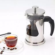 Bình Pha Cafe, Trà Cao Cấp Phong Cách Pháp Lọc Ép Cổ Điển - French Press Coffee Tea Maker thumbnail