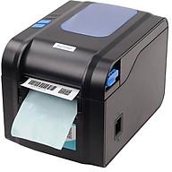 Máy in nhãn và in hóa đơn Xprinter XP-370B - Khổ 80mm- Hàng nhập khẩu thumbnail
