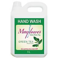 Sữa rửa tay Mayflower Green tea 5000ml thumbnail