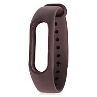 Follure New Soft TPU Wrist Strap WristBand Bracelet Replacement For XIAOMI MI Band 2 BW thumbnail