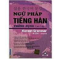 Sách - Ngữ pháp tiếng Hàn thông dụng Sơ + Trung + Cao Cấp (Bộ 3 quyển, lẻ tùy chọn) thumbnail