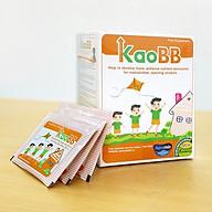 Thực phẩm bảo vệ sức khỏe KaoBB (Tặn mũ trùm đầu chống thấm nước khi tắm) thumbnail
