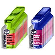 Gel năng lượng GU Roctane Energy - Mixed Box - hộp 24 gói (2 vị) (Giao vị ngẫu nhiên) thumbnail