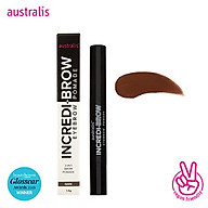 Bình Kẻ Chân Mày Australis Dạng Kem Incredi Brow Eyebrow Pomade 1,5g thumbnail