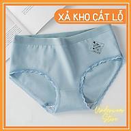 Quần Lót Nữ Cotton Viền Ren Mềm Mịn Sexy thumbnail