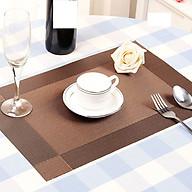 Bộ 4 Tấm lót bàn ăn sang trọng cao cấp ( 4 cái) thumbnail