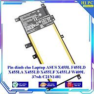 Pin dành cho Laptop ASUS X455L F455LD X455LA X455LD X455LF X455LJ W409L 37wh C21N1401 - Hàng Nhập Khẩu thumbnail
