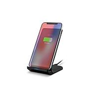 Bộ Sạc không dây tốc độ cao công suất 10W Kiểu Dáng Đứng Để Bàn - Fit Fast Wireless Charger Actto MTA-34 - Hàng chính hãng thumbnail