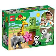 Bộ Thú Cưng Hoang Dã Của Bé Lego Duplo thumbnail
