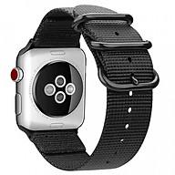 dây đeo dây vải NATO dành cho đồng hồ Apple Watch thumbnail