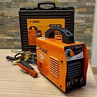 Máy hàn que điện tử Jasic super ares 120 dòng hàn siêu chuẩn độ bền cao IS9001 thumbnail