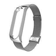 Mi Band 3 Wrist Strap Metal Screwless Stainless Steel for Xiaomi Mi Band 3 Strap Bracelet Miband 3 Wristbands Pulseira Miband3 thumbnail