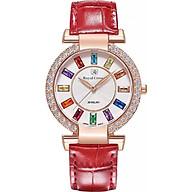 Đồng hồ nữ chính hãng Royal Crown 4604ST - RG đỏ thumbnail