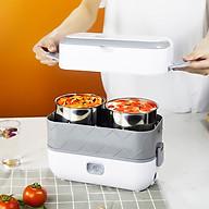 Hộp Cơm Điện Hâm Nóng Giữ Nhiệt Cooking LUNCHBOX 200W thumbnail