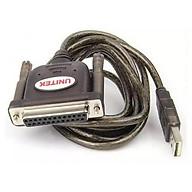Cáp chuyển đổi USB sang PARALLEL LPT Unitek Y-120 - Hàng Chính Hãng thumbnail