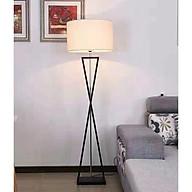 Đèn cây đứng - đèn sàn - đèn đứng trang trí chất liệu đẹp trang trí phòng khách L77985 thumbnail