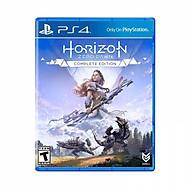 ĐĨA GAME HORIZON ZERO DAWN COMPLETE EDITION - CHO PS4 - Hàng nhập khẩu thumbnail