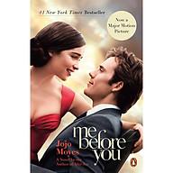 Me Before You (Mass Market Paperback) - Trước ngày em đến thumbnail