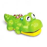 Cá sấu biết bò cảm ứng và có nhạc WINFUN 0699 giúp bé tập bò, tâp đi và phát triển đa giác quan - BPA free thumbnail