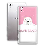Ốp lưng dẻo cho điện thoại Sony Xperia Z5 - 01151 0552 BEAR04 - Hàng Chính Hãng thumbnail