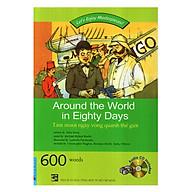Happy Reader - Tám Mươi Ngày Vòng Quanh Thế Giới (Kèm CD) - Tái Bản thumbnail