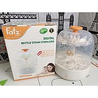 Máy tiệt trùng bình sữa hơi nươc điện tử màn hình Led - Fatz FB403SL thumbnail