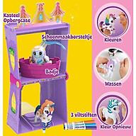 Đồ chơi CRAYOLA Bộ đồ chơi trang trí thú cưng - Lâu đài Unicorn và quái vật 747357 thumbnail