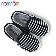 Giày trẻ em Nomnom EP B1948 trắng xanh thumbnail