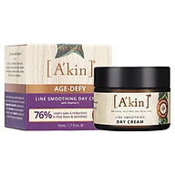 A kin Age Defy Line Smoothing Day Cream 50ml thumbnail
