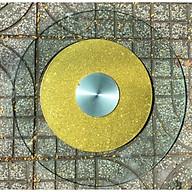 Mâm xoay bàn ăn kim tuyến vàng BMX23 thumbnail