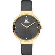 Đồng hồ Nữ Danish Design dây da 37mm - IV18Q1097 thumbnail
