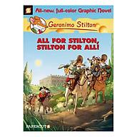 Geronimo Stilton All For Stilton, Stilton For All thumbnail