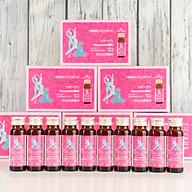 Nước uống Collagen Toyo Koso Kagaku TKK Glucosamine hộp 10 chai 50ml trẻ hóa làn da thumbnail