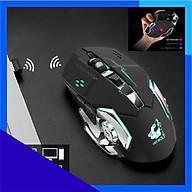 Chuột máy tính không dây gaming Free Wolf - Hàng chính hãng thumbnail