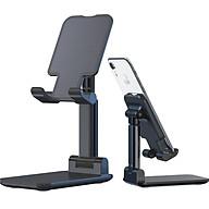 Kệ Giá đỡ điện thoại và máy tính bảng để bàn gấp gọn tiện dụng (Giao màu ngẫu nhiên) - Hàng chính hãng thumbnail
