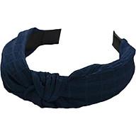 Bờm cài tóc turban nữ bản to BN28D mầu xanh lá thumbnail