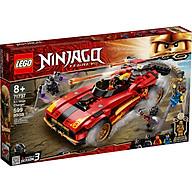 Đồ chơi LEGO Ninjago Siêu Xe Chiến Đấu Của Kai 71737 thumbnail