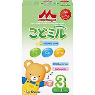 Sữa Morinaga Số 3 Hương Vani (Kodomil) 216g thumbnail