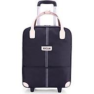 Vali du lịch tay kéo kèm túi xách vải dù thumbnail