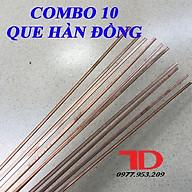 Combo 10 bạc hàn sử dụng cho hàn ống đồng thumbnail