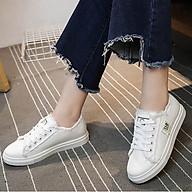 Giày thể thao vải jean nữ cá tính mã GN04 thumbnail