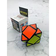 Đồ chơi RUBIK biến thể Skewb viền đen EQY514- Đồ chơi giáo dục thumbnail