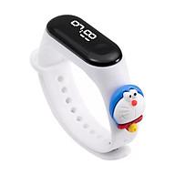 Đồng hồ trẻ em Silicon nhiều màu, đồng hồ điện tử thông minh cho bé E132 thumbnail