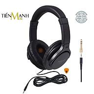 Roland RH-5 Tai Nghe Headphones Phòng thu Studio Compact Closed Professional RH5 Hàng Chính Hãng - Kèm Móng Gẩy DreamMaker thumbnail
