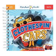 Klutz Cs Clothespin Cars thumbnail