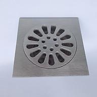 Phễu thoát sàn cao cấp đúc 15x15cm 90 GL SUS304, chống hôi, bền đẹp thumbnail