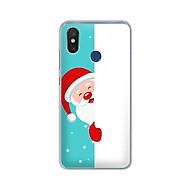 Ốp lưng dẻo cho điện thoại Xiaomi Mi 8 - 01133 7938 SANTA01 - Noel - Merry Christmas - Hàng Chính Hãng thumbnail