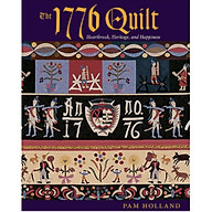 The 1776 Quilt Heartache, Heritage, and Happiness thumbnail