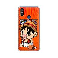 Ốp lưng dẻo cho điện thoại Xiaomi Mi 8 - 01133 7854 DAOHAITAC08 - One Piece - Hàng Chính Hãng thumbnail