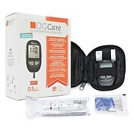 Máy đo đường huyết OGcare tặng 25 que thử thumbnail